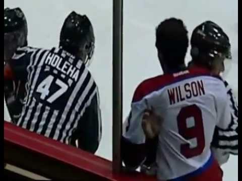 Spenser Jensen vs. Klarc Wilson