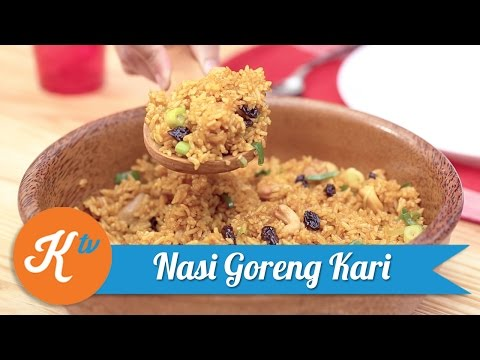 Video Resep Nasi Goreng Kari