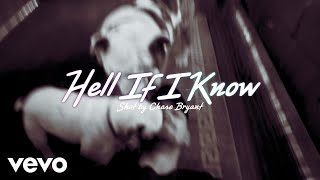 Chase Bryant - Hell If I Know (Lyric Video)