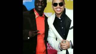 Akon Feat. Chris Brown - Take It Low (Preview)