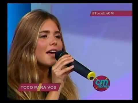 Toco Para Vos video Bailemos juntos - Julio | Argentina 2016