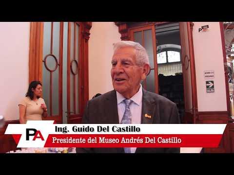 Entrevista al Ing. Guido Del Castillo - Donación de materiales a Comunidad Shipibo-Conibo
