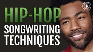 Hip-Hop Songwriting Tips & Techniques! (2020)