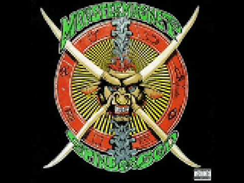 Monster Magnet - Sin's a Good Man's Brother