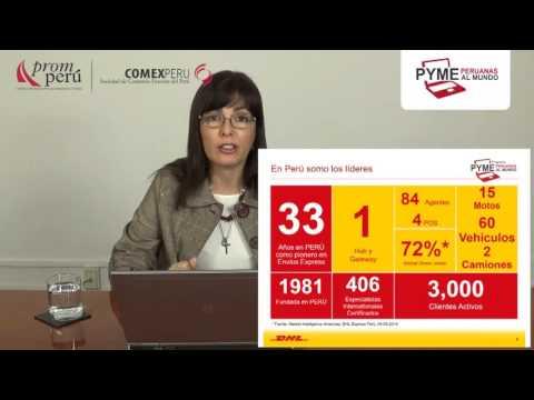 DHL y Pyme Peruanas al Mundo