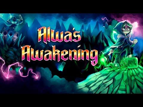 Alwa's Awakening - Steam Launch Trailer thumbnail