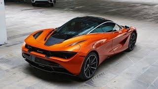 McLaren 720S con EXPEL Paint Protection en Extreme Toys Santa Fé