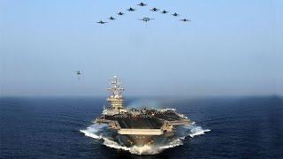 Может ли флот России, потопить авианосец США ?