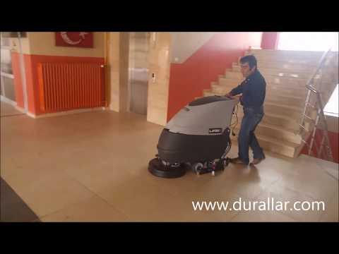 Zemin Temizleme Makinası lavor Free Evo 50 B