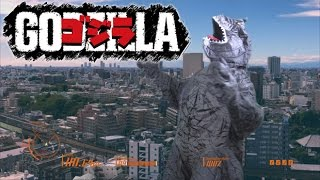 Godzilla (PS4) Angry Review