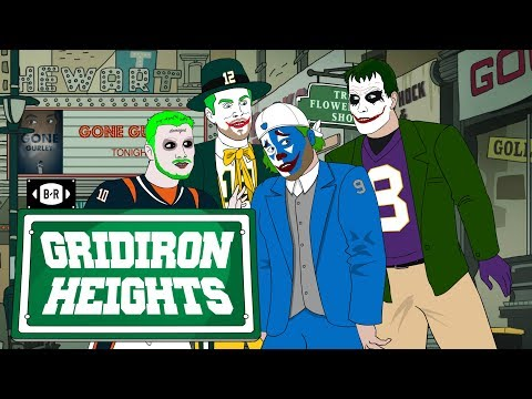 Download Matthew Stafford Realizes the Lions Are a Comedy, Not a Tragedy | Gridiron Heights S4E6 HD Mp4 3GP Video and MP3