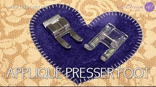Applique Presser Foot