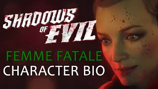 Shadows of Evil Femme Fatale | Jessica's Character Bio | Shadows of Evil Storyline