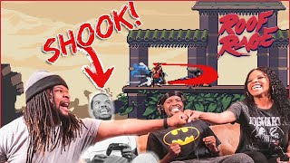 The THRILL AND THE AGONY! An Unbelievable Ending! (Roof Rage)