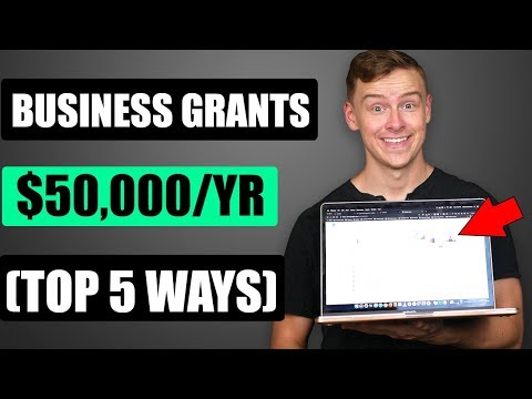 , title : 'Top 5 Grants To Start A Business (The BEST Small Business Grants)