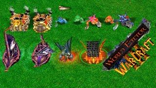 Warcraft 3 world editor скрытые неиспользованные ресурсы