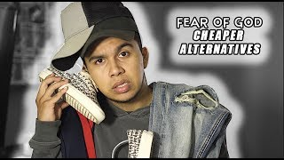 BEST PLACES / WHERE TO BUY FEAR OF GOD ( F.O.G ) AFFORDABLE / CHEAPER ALTERNATIVES