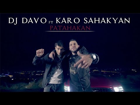 Dj Davo Ft Karo Sahakyan - Patahakan 2019 Exclusive