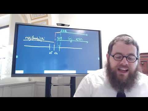 Szukka 41 – Napi Talmud 591 – A luláv lengetése ma és a Szentély idejében