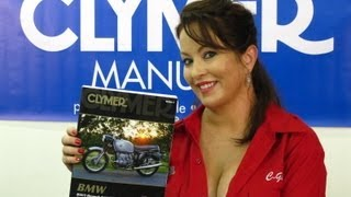 Clymer Manuals BMW R Series Airhead Manual Maintenance Troubleshooting Repair Shop Manual Video