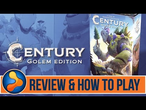 Century: Golem Edition Review & How to Play - GamerNode Tabletop
