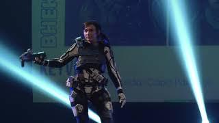 FreeTime-Fest 2018 - Внеконкурс - Дефиле - KeyVei - Mass Effect Andromeda (Сара Райдер)