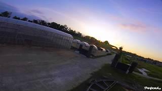 Sunset Cruising ~ FPV Freestyle