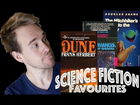 My Favourite Science Fiction Novels