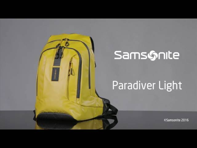 Paradiver Light Sac de voyage à roulettes 55cm video 1