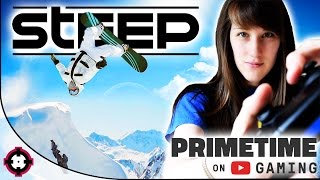 EXTREME Sports! ►Steep Gameplay◄ Open Beta PS4 Gameplay