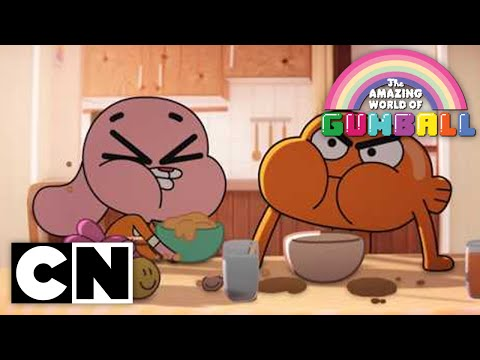 The Amazing World of Gumball - The Flower (Clip)