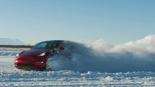 YouTube Video ijcAwrWMi0g for Product Tesla Model Y Electric Crossover by Company Tesla in Industry Cars