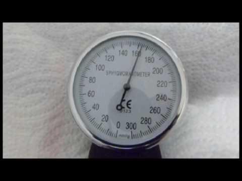 Die Behandlung von Bluthochdruck in der Klinik