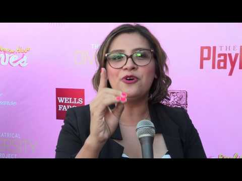 2016 Latina of Influence Cristela Alonzo