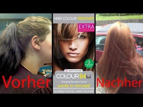 Die Masken für die Induration des Haares