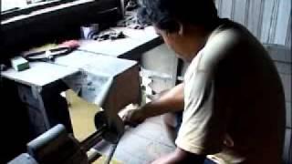 preview picture of video 'Mandau: Senjata Kalimantan'