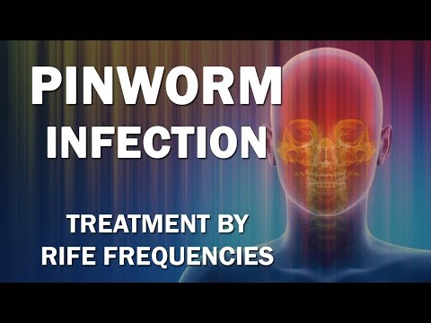 Pinworms hogyan hozza