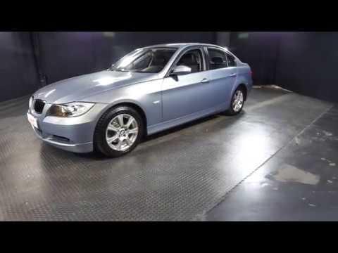 BMW 3-sarja 318 i Business 4d A, Sedan, Automaatti, Bensiini, YHB-318