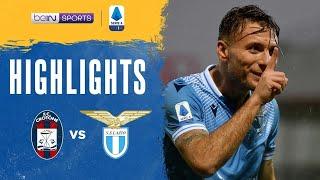 Crotone 0-2 Lazio Pekan 8