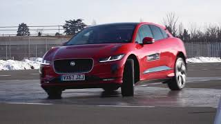 Jaguar I-Pace 2018 - dabar