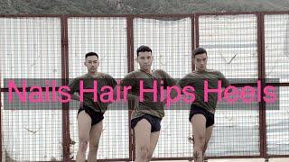 Nails, Hair, Hips, Heels By Todrick #NHHHCHALLENGE