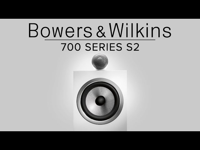 Video of Bowers & Wilkins 706 S2