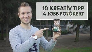 10 trükk a kreatívabb telefonos fotókért