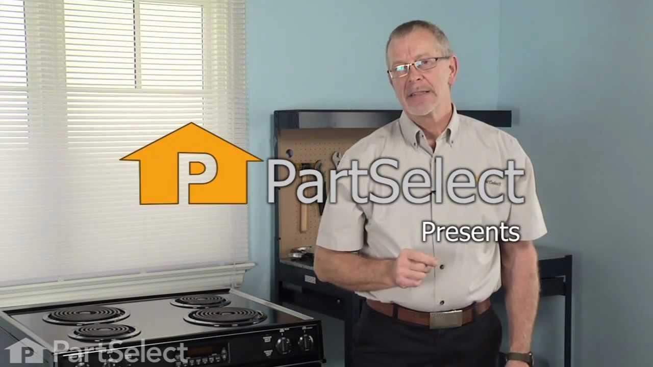 Replacing your General Electric Range Burner Bowl - 8 Inch