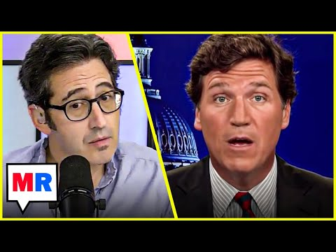 Tucker Carlson Throws Hissy Fit Over American Threats