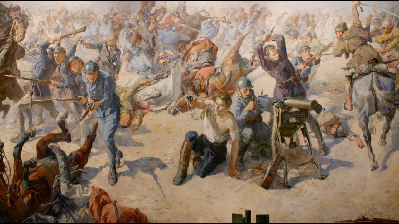 Odważni i roztropni w wojnie z bolszewikami