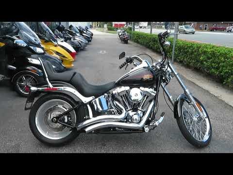 2010 Harley-Davidson Softail® Custom in Sanford, Florida - Video 1