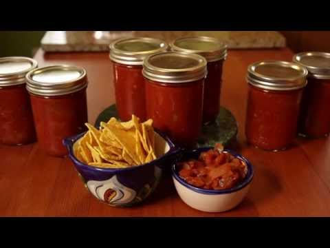 Salsa Recipe | How to Can | Allrecipes.com