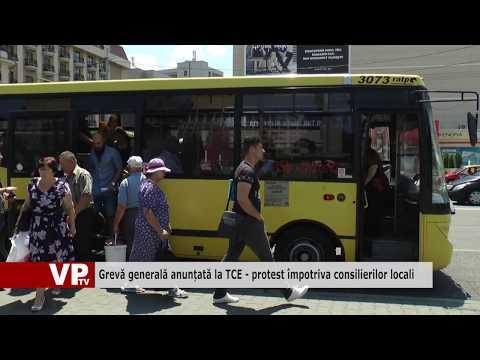 Grevă generală anunțată la TCE – protest împotriva consilierilor locali