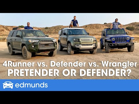 External Review Video ijhVzdQ_dS8 for Land Rover Defender (L663)